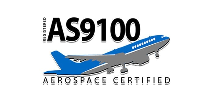 AS9100 Certified
